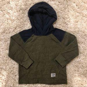 Toddler Boy Hooded Shirt | OshKosh B'gosh